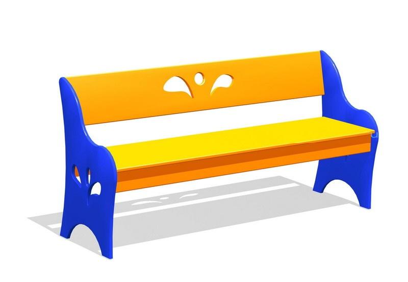 Детские скамейки для детского сада фото